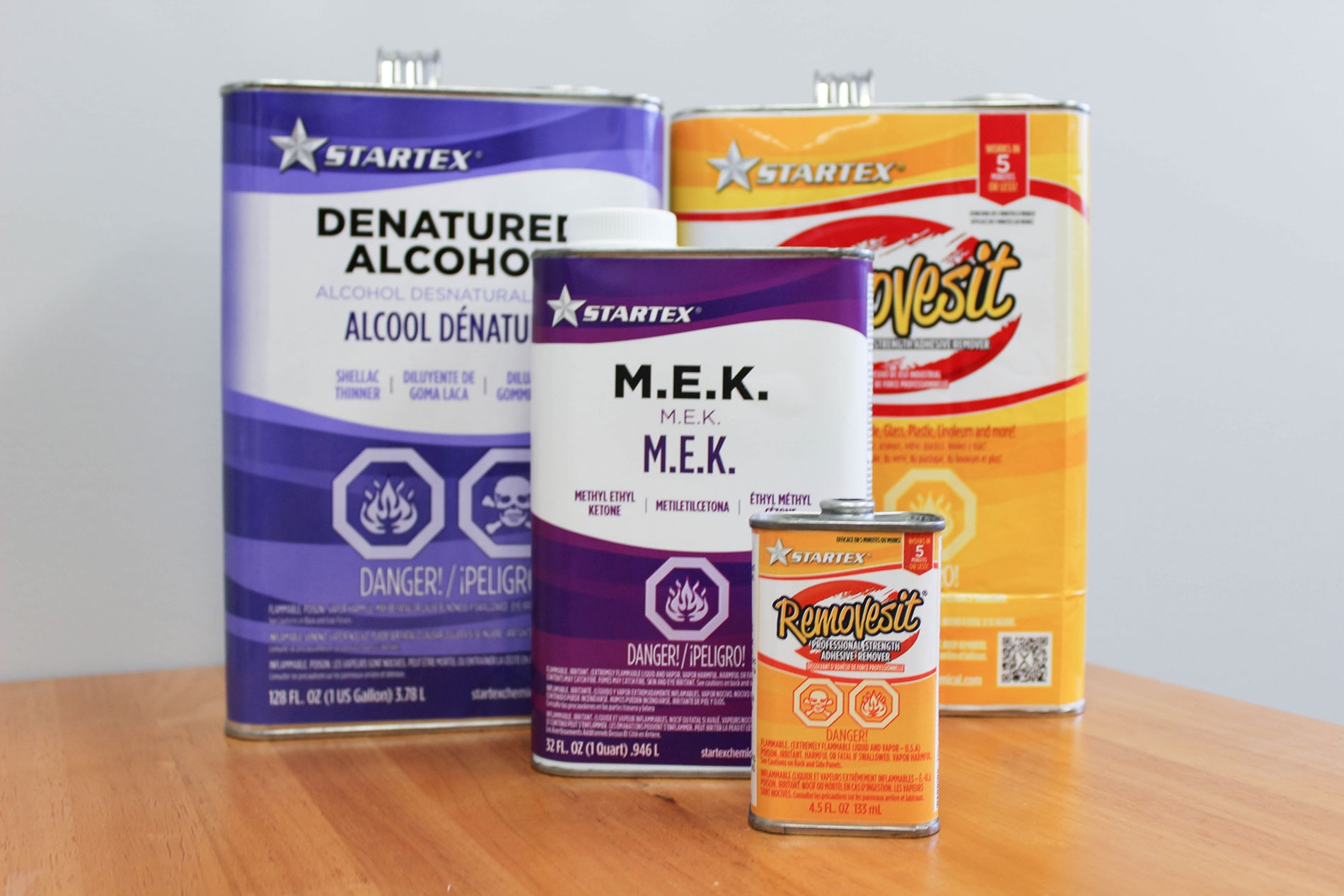 regulatory compliance labeling for industrial chemicals and apply it to chemical packaging for smaller containers