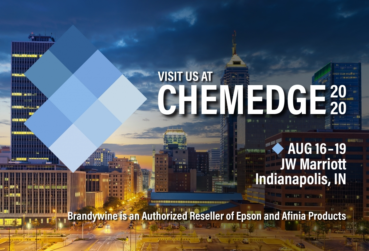 Brandywine Drumlabels attends ChemEdge 2020