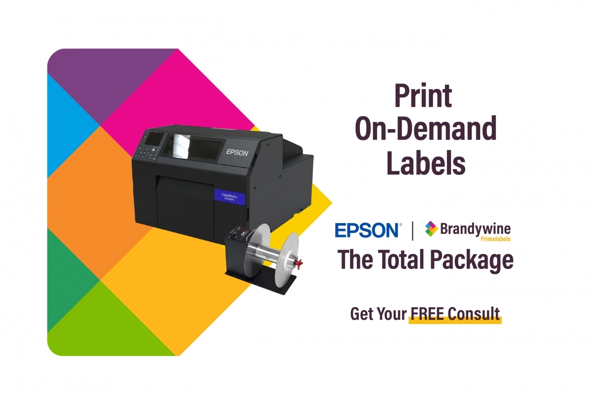 The Total Package: Printers, Labels and Accessories