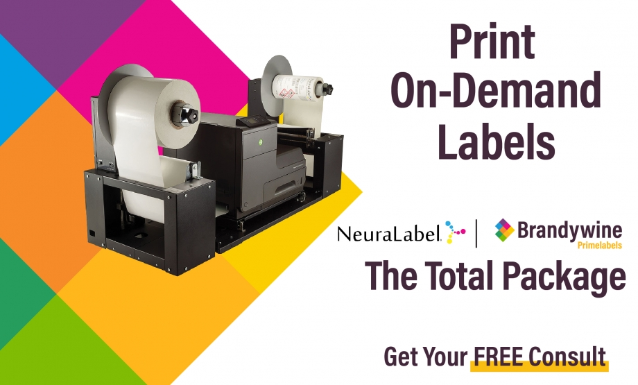 On-demand Labeling Made Easy with the Total Package