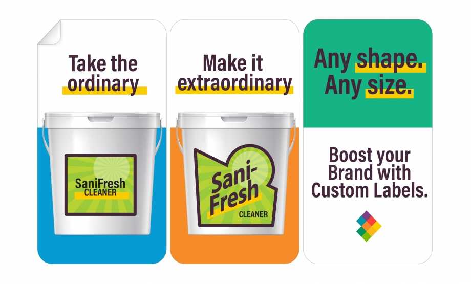 Make Your Labels Stand Out On the Shelf