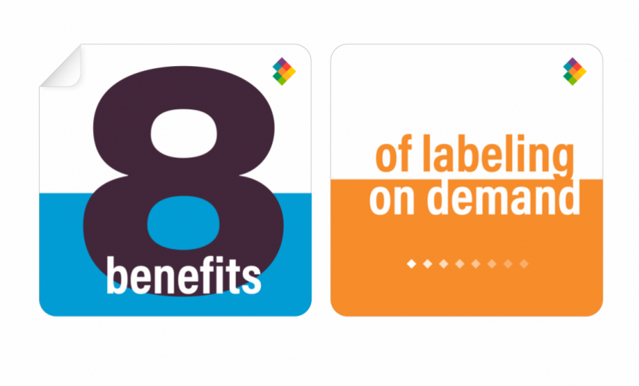 Top 8 Benefits of Labeling on Demand