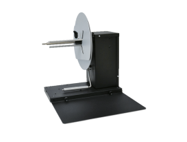 DPR AD1211-S0 is a rewinder and unwinder in one and features a tension arm for steady winding action