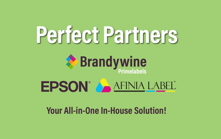On Demand Color Labeling Made Simple with Afinia and Epson